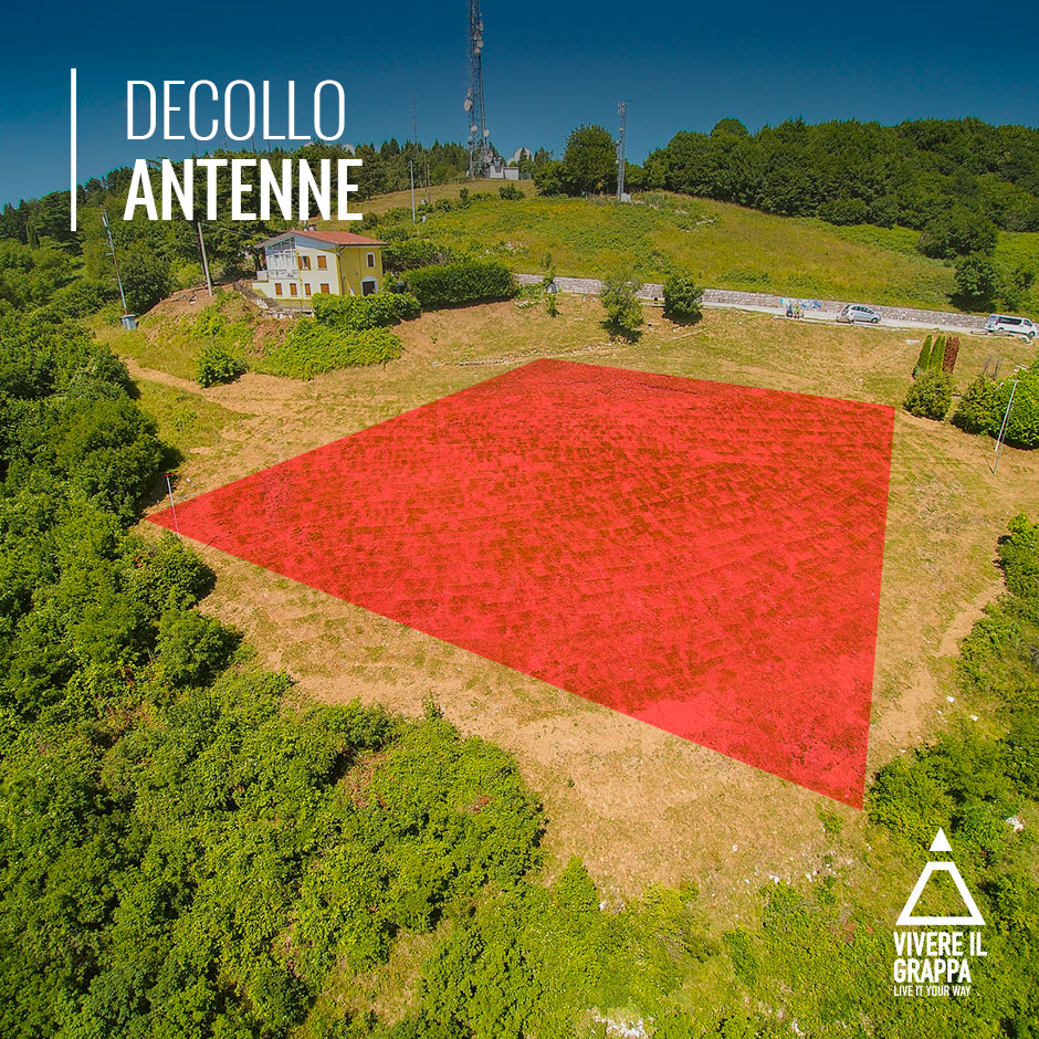 Decollo Antenne