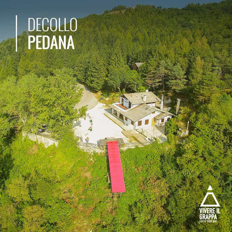 Decollo Pedana