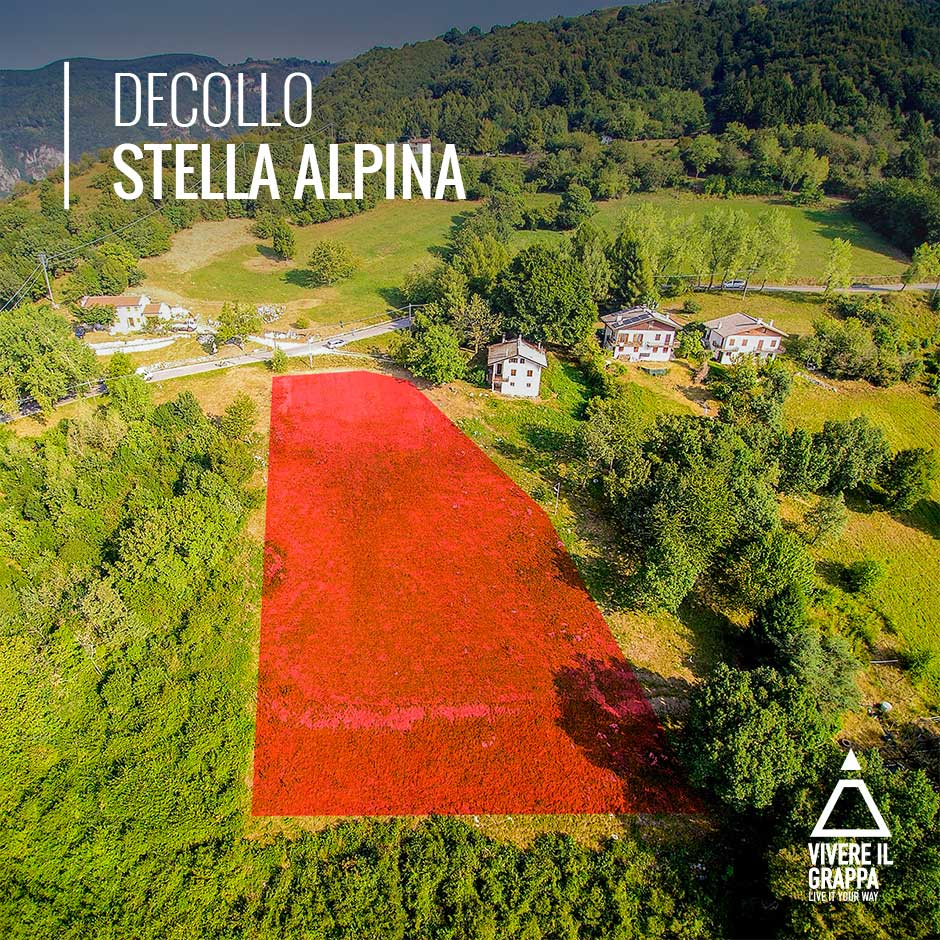 Decollo Stella Alpina