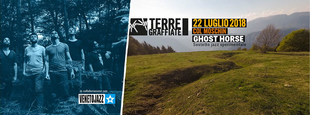 Terre Graffiate - Ghost Horse