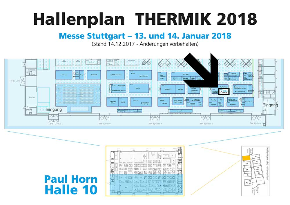 Thermik Messe 2018 Vivereilgrappa Stand 10B27