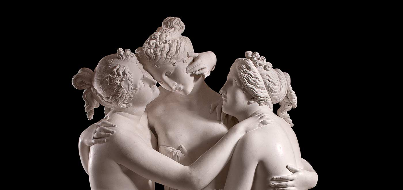 The Three Graces: The Famous Sculpture of Antonio Canova