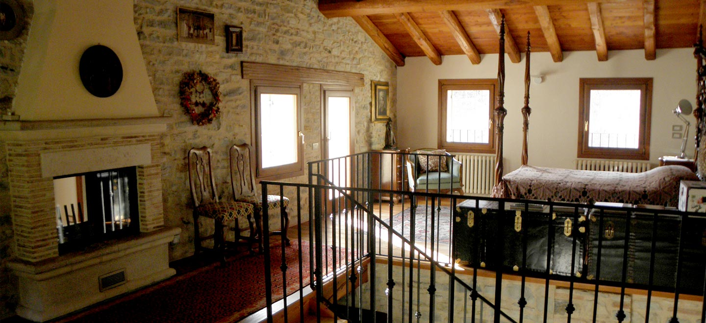04 bed and breakfast cavaso del tomba interno