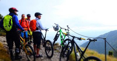 E-Grappa Tour: e-bike escursions