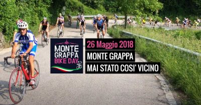 5 Edition Monte Grappa Bike Day