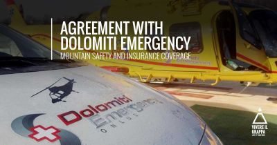 Agreement with Dolomiti Emergency