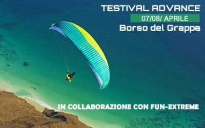 Testival Advance 2018 - Borso del Grappa
