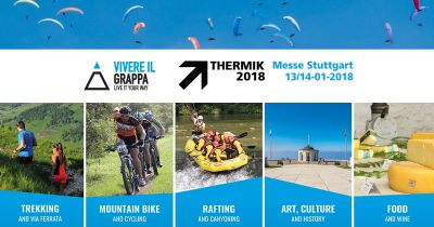 Vivere il Grappa at 2018 THERMIK-Messe
