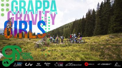 Grappa Gravity Girls - Bike Festival al femminile