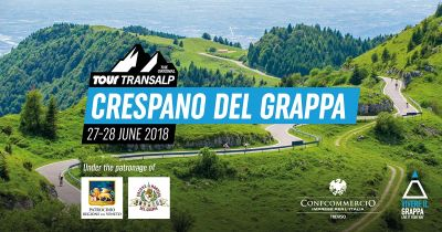 Transalp on Monte Grappa is back