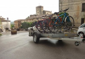 bike shuttle sul monte grappa