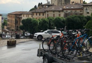 bike shuttle sul monte grappa asolo
