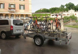 autonoleggio e bike shuttle monte grappa